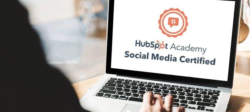hubspot sosyal medya pazarlama sertifikası