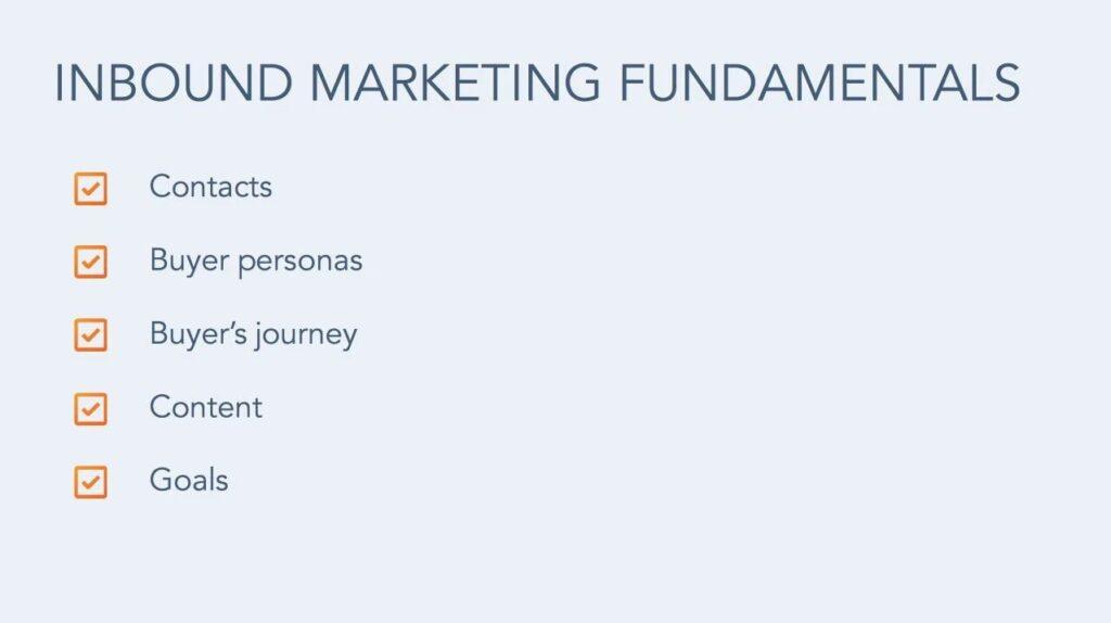 inbound marketing sertifikası